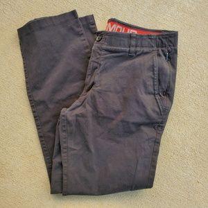 Under Armour Men's chino pants black